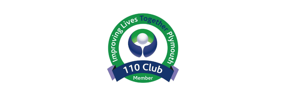 Plymouth Improving Lives 110 Club Member Logo